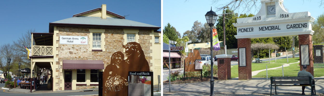 Hahndorf - Adelaide Hills
