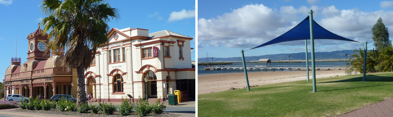 Port Pirie - Flinders Ranges & Outback